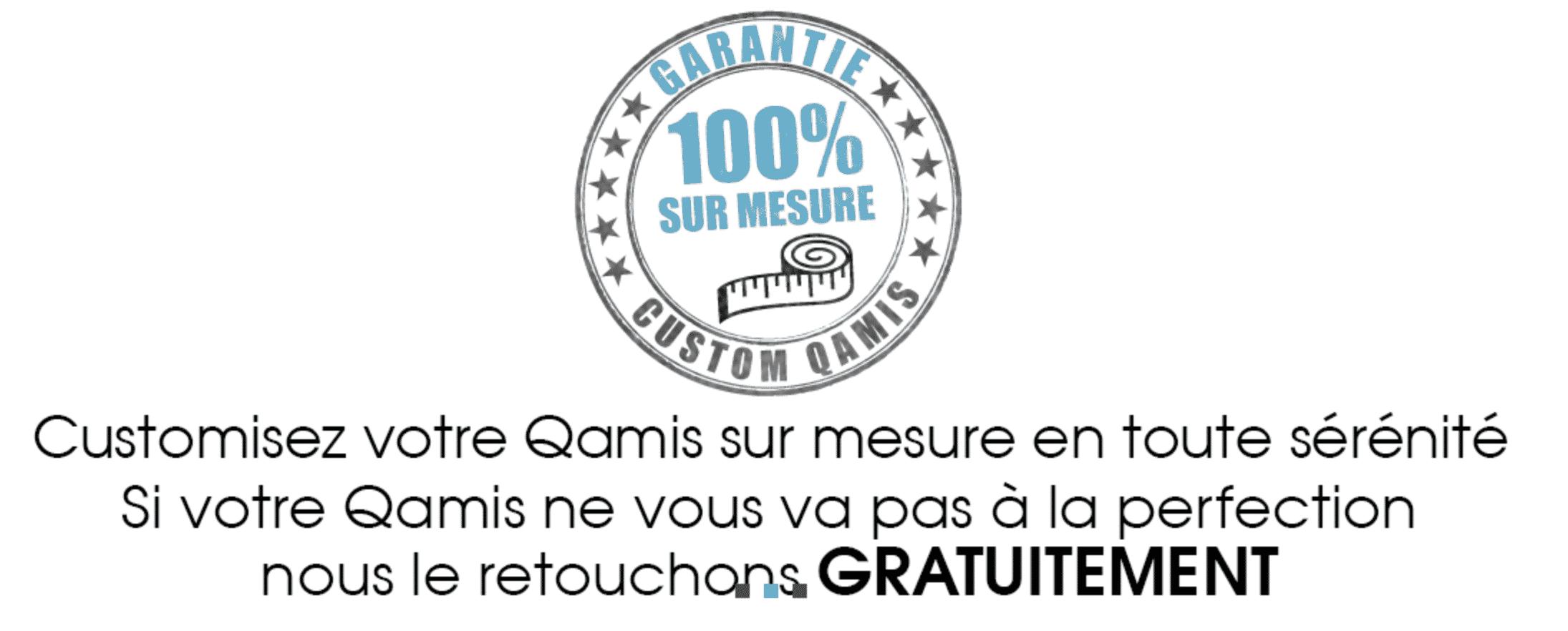 Le concept Custom Qamis