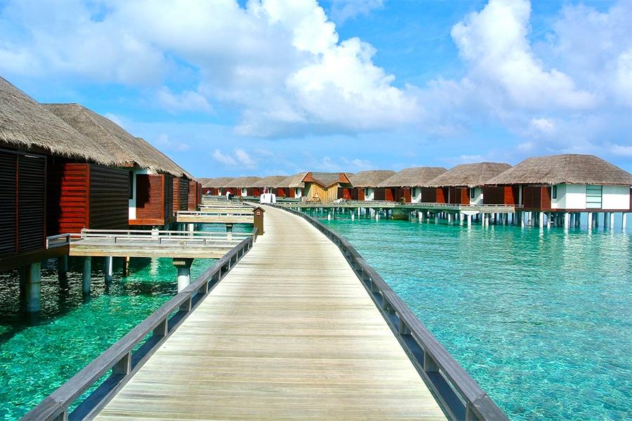 Les Maldives, une destination de rêve