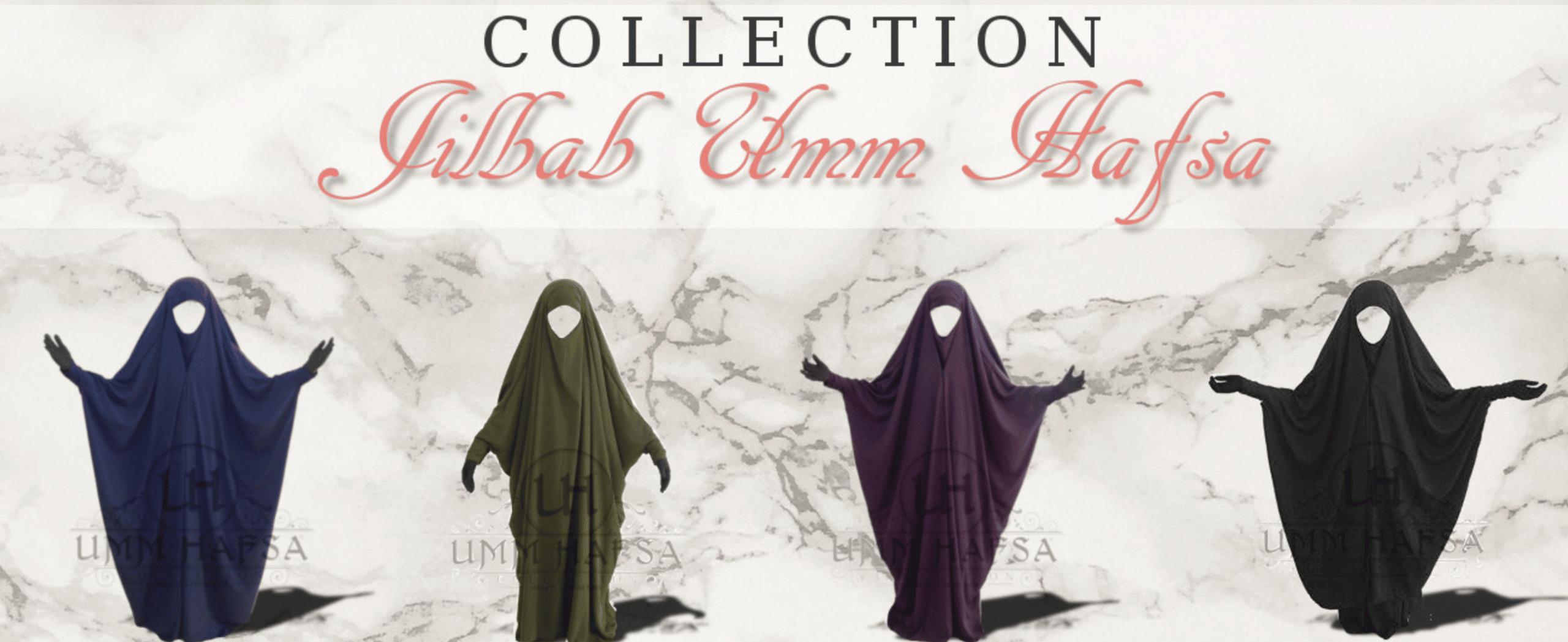 Collection Umm Hafsa, la marque de vêtement qui innove