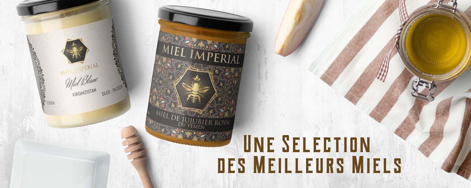 Miel Impérial, la boutique naturelle de référence !