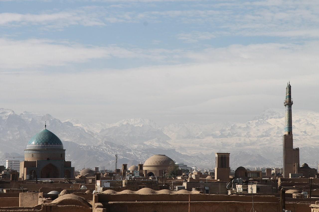 Comment procéder pour organiser la logistique d'un périple en Iran?